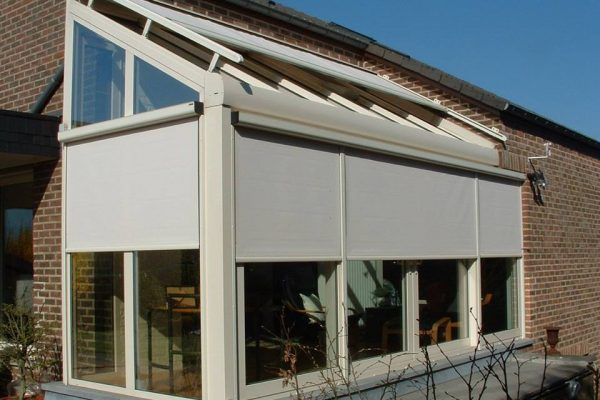 Harol verandazonwering + screens