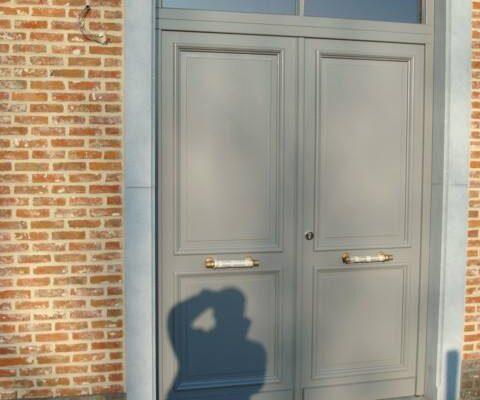 Omnisolutions - voordeur dubbel