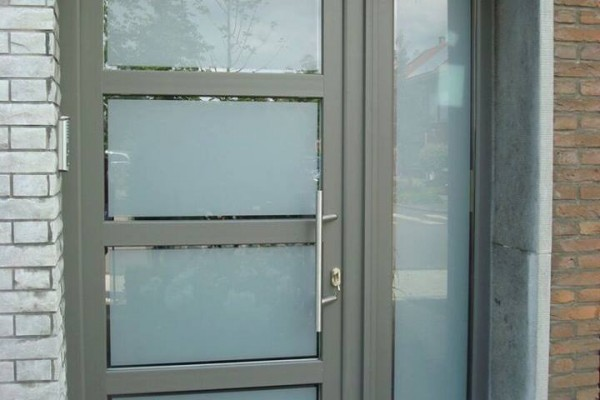 Omnisolutions - ramen en deuren - voordeur