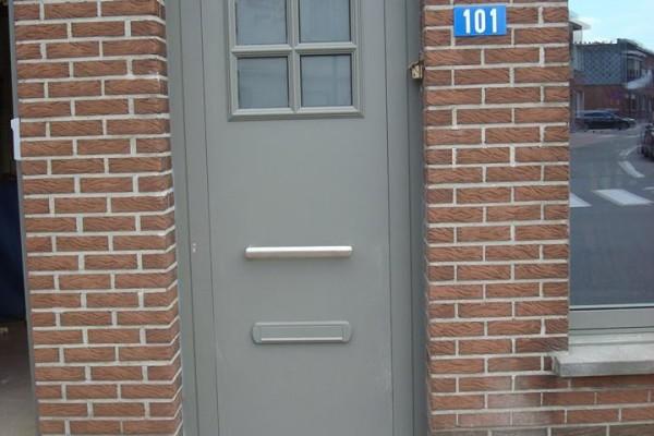 Omnisolutions - voordeur
