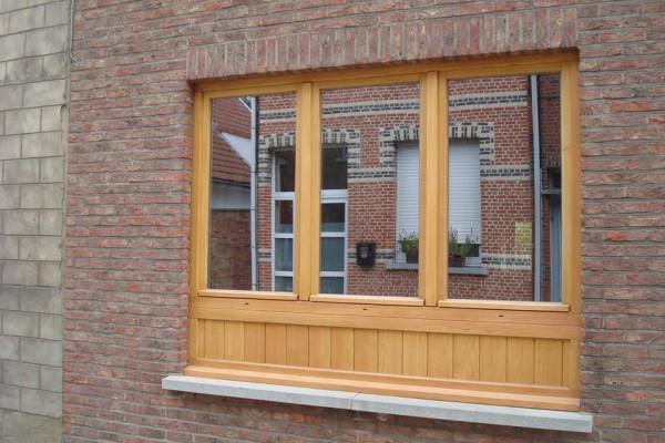 Omnisolutions - houten raam