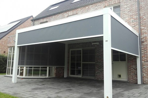 Omnisolutions - Harol lamellendak opera met screens