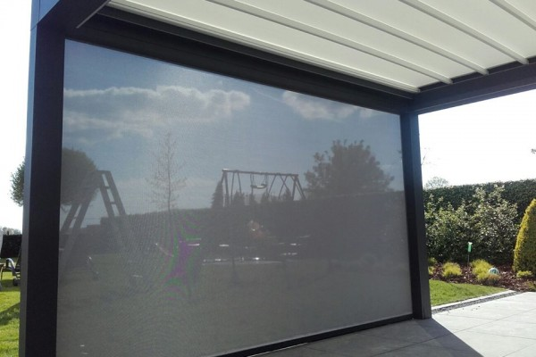 Omnisolutions - Harol patio Nomo + screen