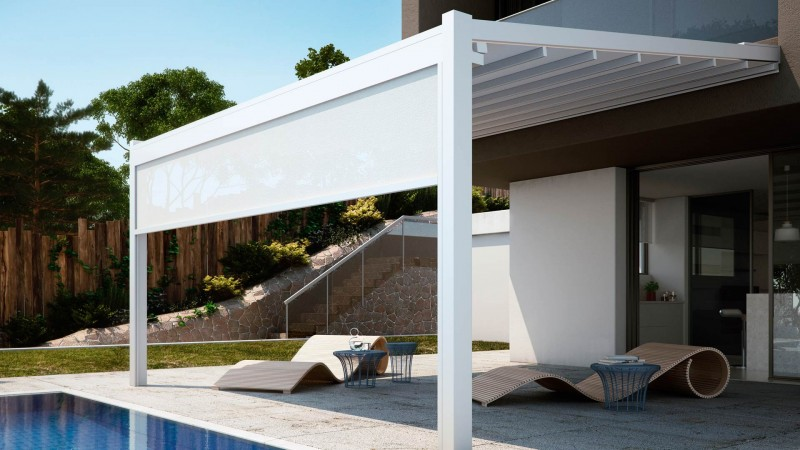 Omnisolutions - buitenleven - Patio Fusion - outdoor living