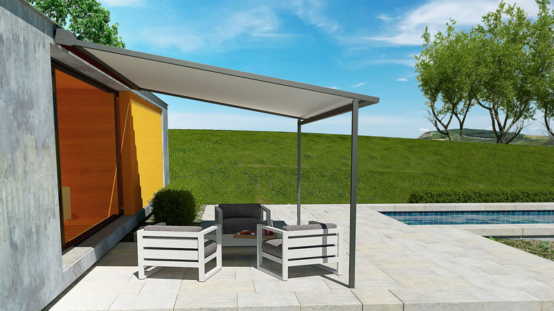 Omnisolutions - buitenleven - Patio Versuz - outdoor living