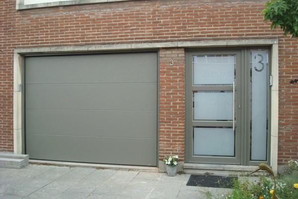 Omnisolutions - garagepoort sectionale poort