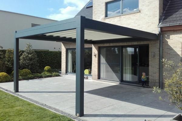 Omnisolutions - Harol patio Nomo aanbouw