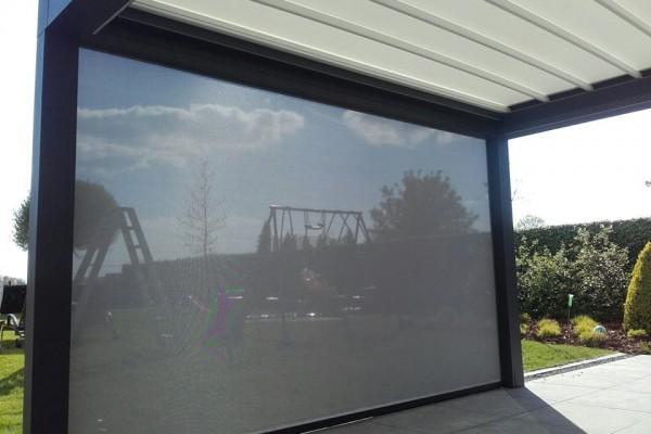 Omnisolutions - Harol patio Nomo + screen