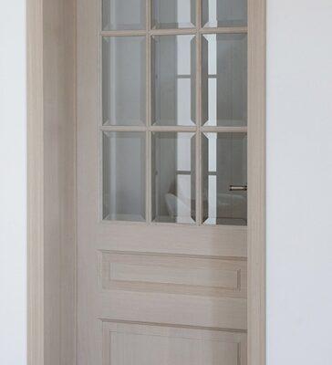 binnendeur - massive oak model 1713 brems