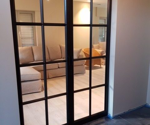 omnisolutions steellook deur